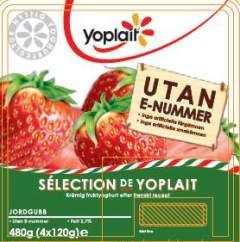 Sélection de Yoplait
